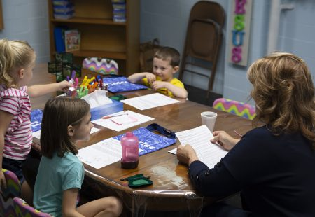 Bringing Children to Jesus Through VBS